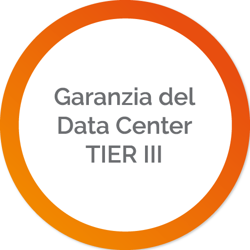 Garanzia del Data Center TIER III | Portali In Cloud