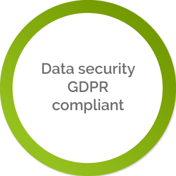 Data security GDPR compliant